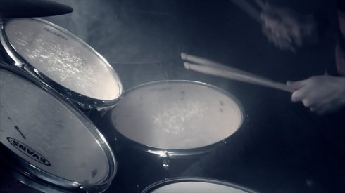 COR - Drumming - Fear does not exist in this dojo.