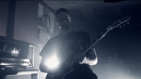 Rhythm Guitar - Circle of Rage - Music Videos by OYFE Productions