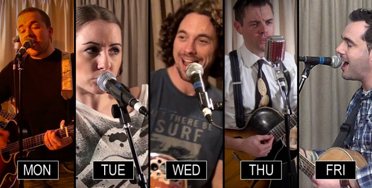 Studio Sessions Week - A week of music videos with OYFE Productions & Sandstorm Records