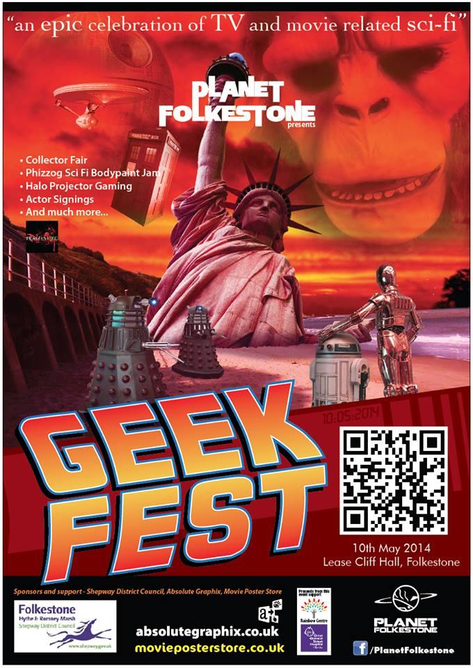 GEEKFEST Flyer