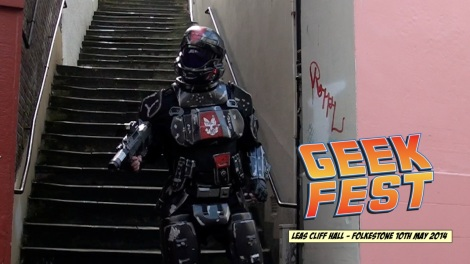 HALO at GEEKFEST