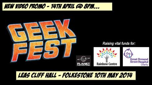 GEEKFEST Folkestone - 10thMay 2014