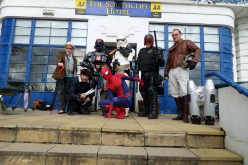 Geekfest Team - Folkestone