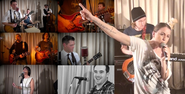 Studio Sessions - OYFE Productions & Sandstorm Records