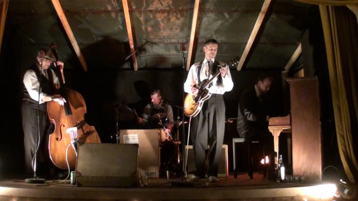The Devils Cut Combo - LIVE in the Party Barn!
