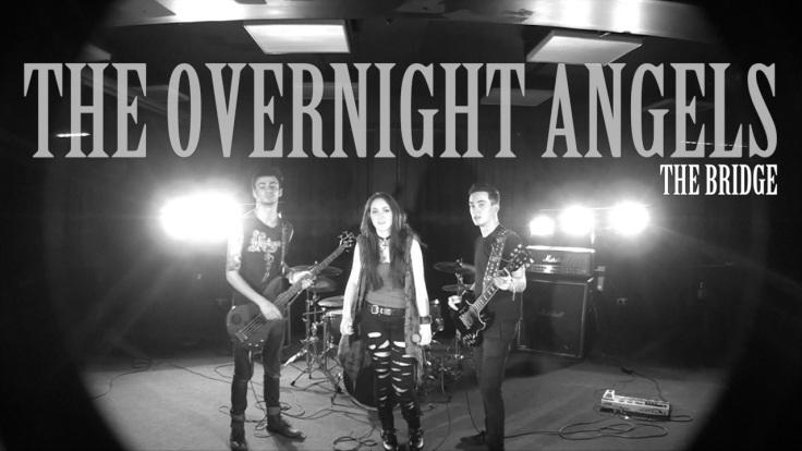 The Overnight Angels - The Bridge - New Music Video