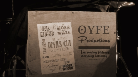 OYFE Productions The Moving Pictures Recording Company