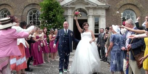 £100 discount on Winter Weddings!