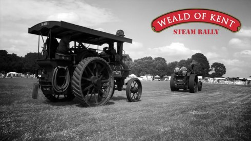 Weald of Kent Steam Rally - See you next year!