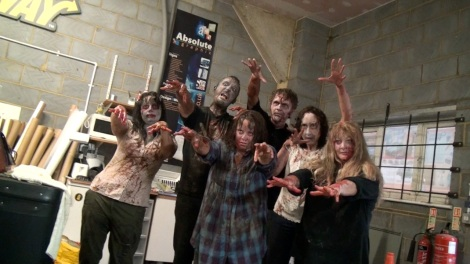 Folkestone Zombie Walk Team