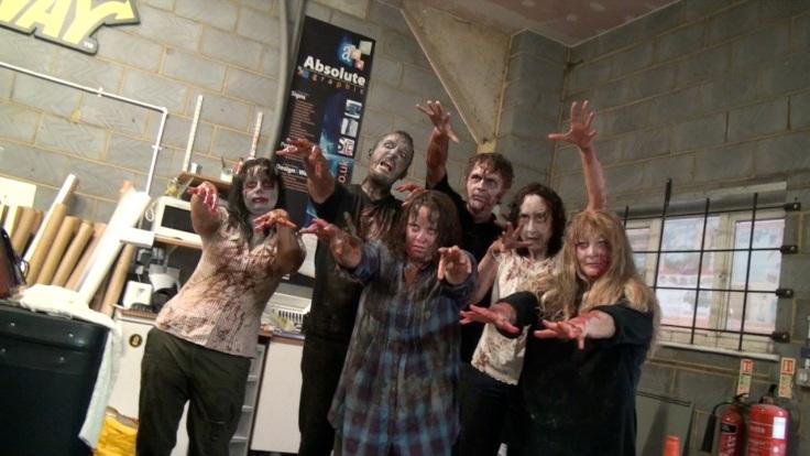 Folkestone Zombie Walk Team