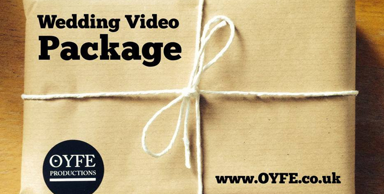 Wedding videography in kent oyfe productions videography for Wedding videography packages