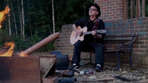 Mark Johnson - My City of Fire Music Video