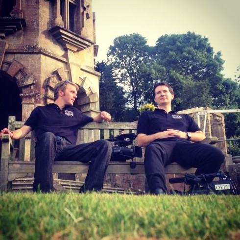 The OYFE Productions Wedding Video Team - Adam and Dave