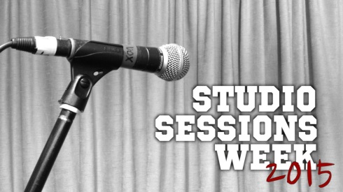 Studio Sessions Week - The Random Draw!