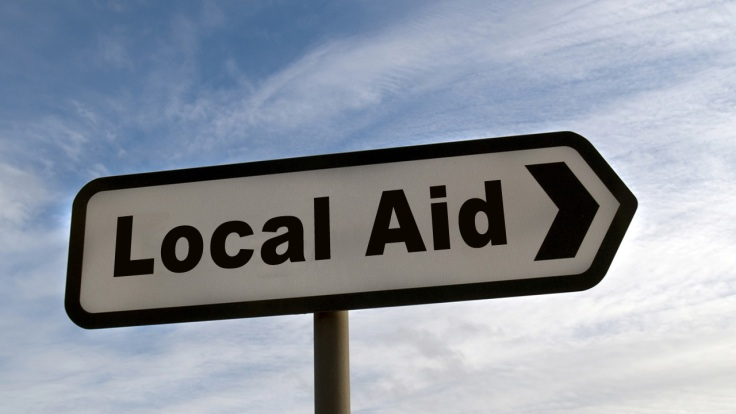 local-aid-sign