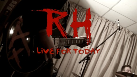 Redhead - Live for today - Studio Sessions Week